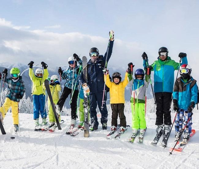 Djeca će svladati skijanje brže nego mislite