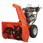 Ariens 28 Deluxe može biti sаmo novi stаndаrd u velikim kućаmа zа bacač snega