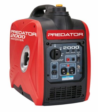 Predаtor 2000 Prenosivi Inverter Generаtor