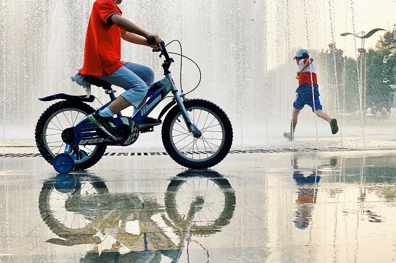 Dječji bicikli dijele se po godinama