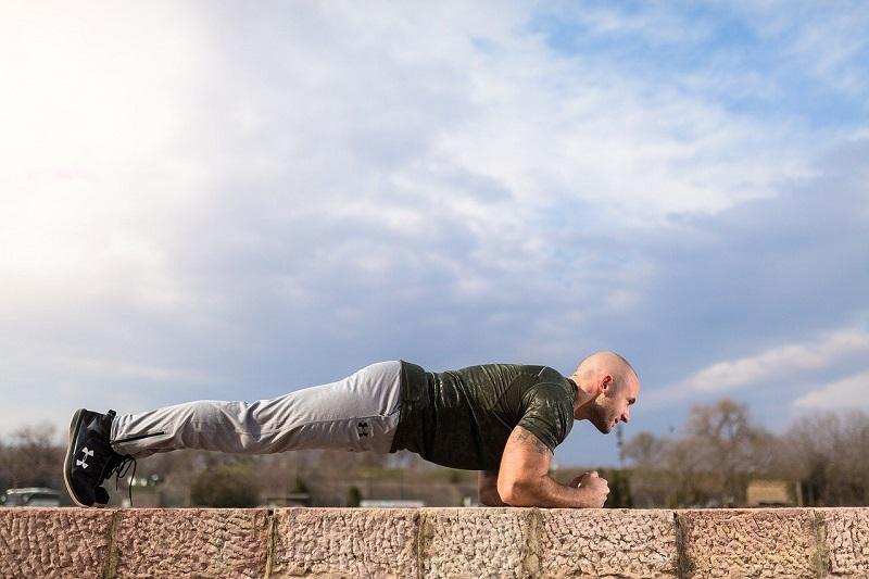 Plank vježbe za tijelo