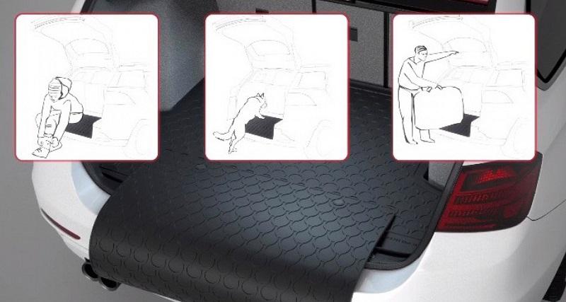 Korito prtljažnika za auto