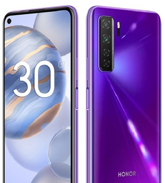 Huawei Honor 30 telefon