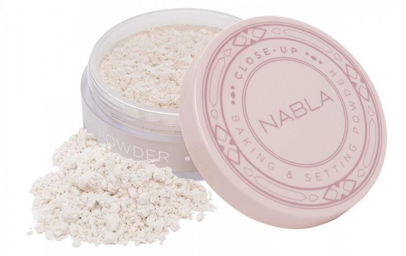 Kozmetika Nabla - puder