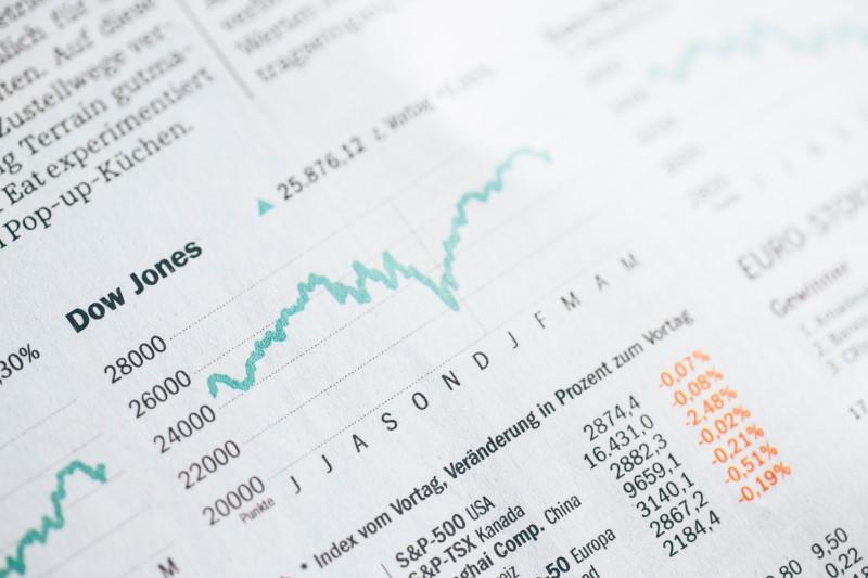 Kretanje vrijednosti dionica poduzeća Dow Jones