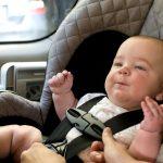 Auto sjedala za djecu za užitak sigurne vožnje